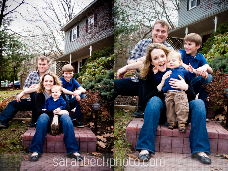 Jay and Kate's Family Portraits.
