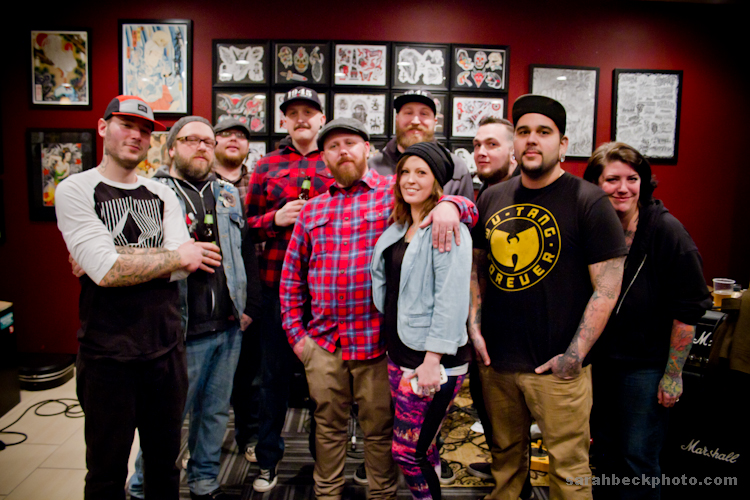 Revenge Tattoo Parlour and Art Gallery :: Grand Opening featuring Totally Gnarly!