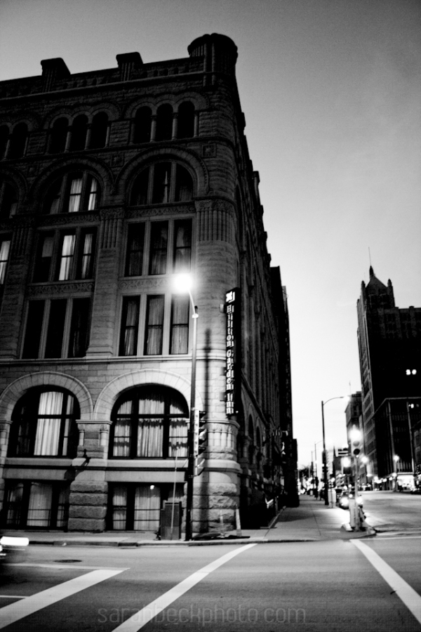 We stayed at this hotel in Milwaukee. It was amazing. I wish we could go back.