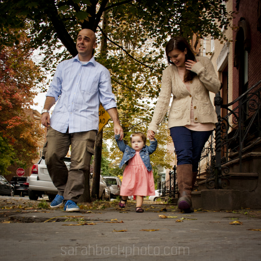 This family + Troy + autumn = one of my favorite family portraits from 2014.